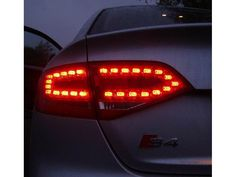LED tailights for Audi S4, brought to us from Audizine.  http://www.panjo.com/buy/new-led-tail-lights-2009-2012-audi-a4-s4-b8-4-door-sedan-rs4-oem-style-246868?index=74