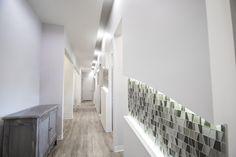 This portfolio is about Stone ridge family dentistry interior design in ALDIE VA Stone Ridge, Dental Office Design, Family Dentistry, Hallway Designs, Orthodontics, Portfolio Design, Interior Design, Architecture, Arquitetura