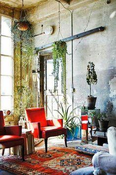 Plants in interior design http://offsomedesign.com/plants-in-interior-design/gal/image/plants-6/