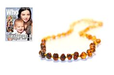 Amber teething necklaces – can they REALLY soothe your child's gums? We all know that teething can be a distressing time for parents and kids alike! Seeing a toddler suffer with a sore mouth is a naturally upsetting and painful experience, so it's no surprise that many parents seek alternative ways to ease their child's pain! But what if the methods we see advertised are not credible? Read more...
