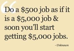 It will be hard at first but if you keep at it, freelancing is defintely worth it!