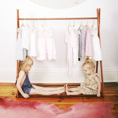 Such great heights Conversion Kit (Wonder Tent to Clothes Rack)