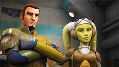 This entire show is literally just Kanan and Hera looking like disappointed parents. Star Wars Rebels, Sw Rebels, Star Wars Clone Wars, Star Wars Art, Kanan And Hera, Saga, Star Wars Personajes, The Force Is Strong, Star Wars Gifts