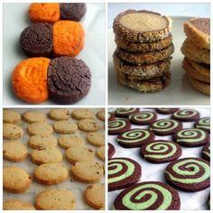 Creo que muchos de vosotros no sabéis que tengo otro blog de repostería  Frivolidades del Kiosco del Parque    La semana pasada cumplió ... Bolacha Cookies, Pan Dulce, Brownie Cookies, Pastry Cake, Diy Food, Chocolate Recipes, Cookie Decorating, Cookie Dough, Amazing Cakes