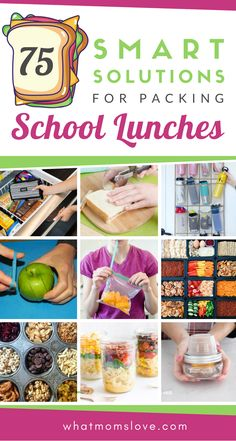 Fridge Organization Lunch 75 School Lunch Box Hacks Clever Ideas To Save Time Money & Your Sanity School Lunch Prep, Packing School Lunches, Easy School Lunches, Toddler Lunches, Make Ahead Lunches, Prepped Lunches, Kid Lunches, School Hacks, Kid Snacks