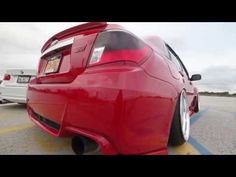 Slammed Subaru Sti  United States Of Stance  Work Camber Tilt Usofstance - YouTube
