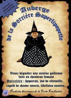 affiche saperlipopette Disney Halloween, Halloween Potions, Halloween Images, Halloween 2018, Halloween Cards, Happy Halloween, Harry Potter Theme, Harry Potter Diy, Anniversaire Harry Potter