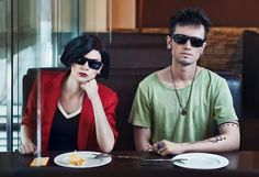 Jane Lane + Trent Lane - Daria cosplay by *FaultyFrame  *~Flawless~*