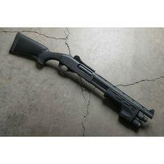 870 and sniper grey Cerakote