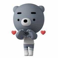Hug Gif, Animiertes Gif, Animated Emojis, Animated Gif, Bisous Gif, Gif Lindos, Cute Bear Drawings, Emoji Symbols, Emoji Images
