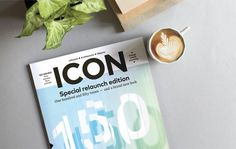ICON 150: New mission, new attitude! On the occasion of our 150th issue, we have totally rethought the content and design of the magazine. The new Icon is all about the objects and architecture of everyday life – whether innovative tech and fashion, or ci
