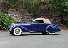 1938 Talbot-Lago T-23 Sport Cabriolet