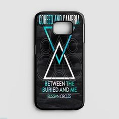 Coheed And Cambria Between The Buried And Me Samsung Galaxy S7 Edge Case | Casefruits