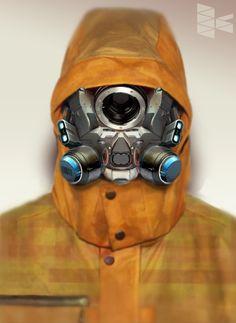 Cyberpunk, hoodbot
