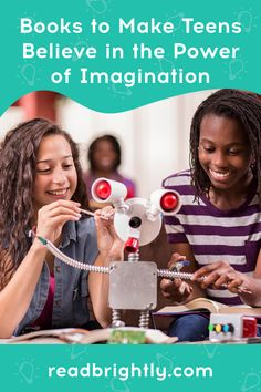 Here are 10 young adult books for teens that will pique curiosity, inspire ingenuity, and make them believe in the power of imagination again! Books For Teens, Ya Books, Curiosity, Middle School, Imagination, Believe, Inspire, How To Make, Inspiration