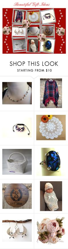 """""""Beautiful Gift Ideas"""" by cozeequilts ❤ liked on Polyvore featuring Shamballa Jewels and rustic"""