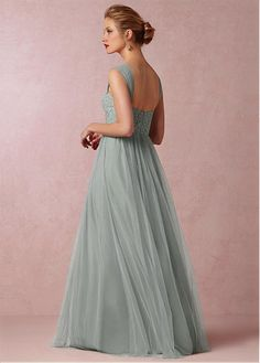 87c4692b82ce Magbridal Chic Tulle Sweetheart Neckline Full-length A-line Bridesmaid  Dress. Νυφικά, Τούλι, Επίσημα Φορέματα ...