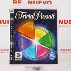 Videojuego #TRIVIAL PURSUIT para #PS3 de segunda mano E272237 | Tienda online de segunda mano en Barcelona Re-Nuevo #segundamano