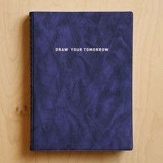 hach draw your tomorrow planner http://shop.thehach.com/