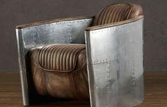 More dieselpunk, but cool chair