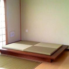 お客様からのレビューはうれしいです 「小上がりのリビング和室風の空間を作りたく、 ...