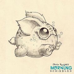 Getting there... #morningscribbles   by CHRIS RYNIAK