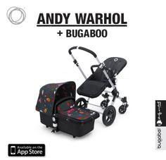 Win an Andy Warhol + Bugaboo Cameleon3 Happy Bugs stroller. #happybugs #warhol #bugaboo{Bugaboo-sdpz4JqI}