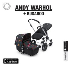 Win an Andy Warhol + Bugaboo Cameleon3 Happy Bugs stroller. #happybugs #warhol #bugaboo{Bugaboo-PNaqCTCo}