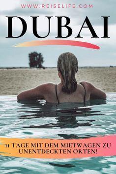 Dubai Road Trip – With the rental car to the most beautiful places! Dubai City, In Dubai, Dubai Hotel, Abu Dhabi, Burj Khalifa, Most Beautiful, Beautiful Places, Dubai Tour, Travel Companies