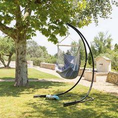 Fauteuil de Jardin, Hamac et Balancelle d'exterieur Menorca, Plaza, Outdoor Furniture, Outdoor Decor, Hammock, Exterior, Outdoor Structures, Barre, Home Decor