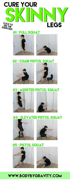 Grow your leg size and strength with these 4 amazing pistol squat progressions. Perfect your squat so you never experience knee discomfort ever again. Bodyweight Strength Training, Pilates Training, Leg Training, Calisthenics Workout, Plyometrics, Weight Loss For Men, Weight Lifting, Pistol Squat Progression, Fitness Tips