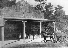 Lithgow Co-Op (New South Wales) at Newnes (year unknown).A♥W