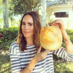 """Printed Pumpkins: I'm Giving Halloween Decor A Fashion Makeover"" 