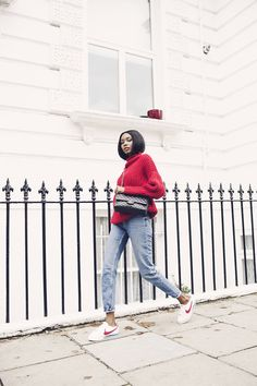 How to Style your Nike Cortez: Bisous Natasha waysify