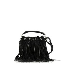 Saint Laurent Black Emmanuelle Small crossbody bag