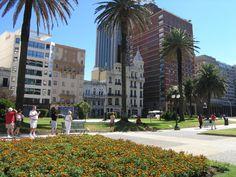 Plaza de la Independencia - Montevideo, Uruguay