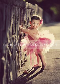 awesome little girl :) but the watermark brakes the composition :(