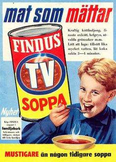 Findus soups