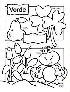 Christmas Nativity Preschool No Prep Worksheets Activities Preschool Spanish, Spanish Teaching Resources, Elementary Spanish, Spanish Activities, Spanish Lessons, Spanish 101, Spanish Worksheets, Preschool Colors, Preschool Crafts