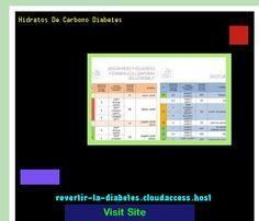 Hidratos De Carbono Diabetes 191120 - Aprenda como vencer la diabetes y recuperar su salud.