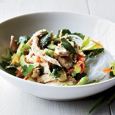Vietnamese Chicken-Noodle Salad   Delicious Vietnamese Recipes http://www.foodandwine.com/slideshows/vietnamese #foodandwine #favoritesfriday