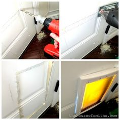 how to install a doggy door - dog people - thehouseofsmiths, dog people