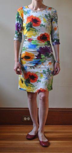 Sew Orange: Anthro Inspired Vogue 1314