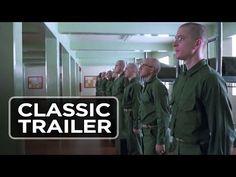 Full Metal Jacket (1987) Official Trailer - Stanley Kubrick Movie HD - YouTube
