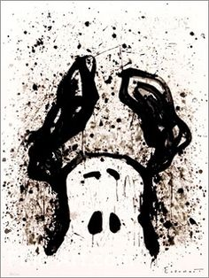I love Snoopy.   (by Tom Everhart)
