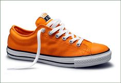 converse orange - Google Search