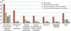 L'usage d'Internet par les sociétés en 2013 - INSEE