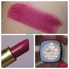 Jordana matte Lipstick plum obsession