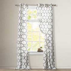 Found it at Wayfair - Lonergan Grommet Curtain Panels