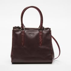 now on eboutic. New York Style, Brand Ambassador, Coach Handbags, Modern Luxury, Free Spirit, Wallet, Leather, Accessories, Fashion